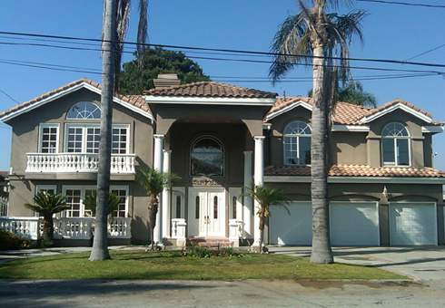 PMC Repairs Large Custom Homes